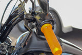 Easier Pull Clutch + Brake Lever Combo| Chrome - 2014+ Sportster - 1FNGR, LLC