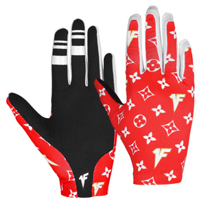 Red Louis Gloves - MX | MTB | Street