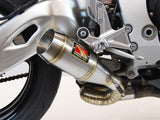 GP Slip-On Exhaust - 2008+ Honda CBR1000RR - 1FNGR