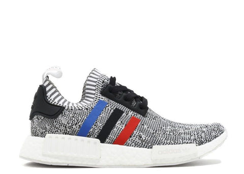 Adidas NMD R1 PK 'Tri Colour' (Core White) - KICKSCAPITAL