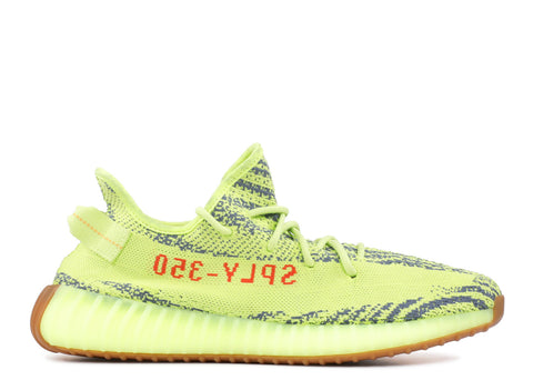 Adidas Yeezy Boost 350 V2 Semi Frozen Yellow - KICKSCAPITAL