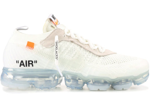 "Nike Air VaporMax ""Off-White"" 2018 (White) - KICKSCAPITAL"