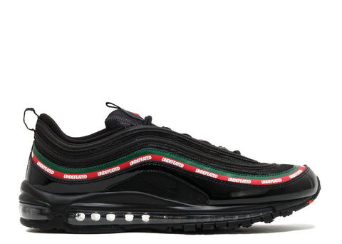 Nike Air Max 97 Undefeated (Black) - KICKSCAPITAL