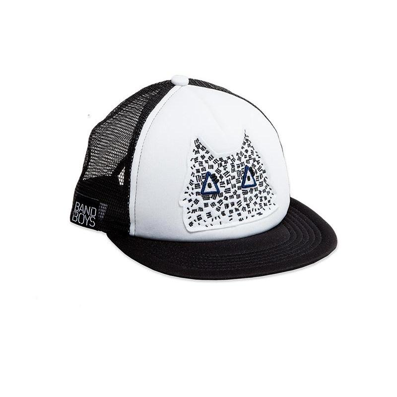 Mayer Patch Mesh Trucker Cap