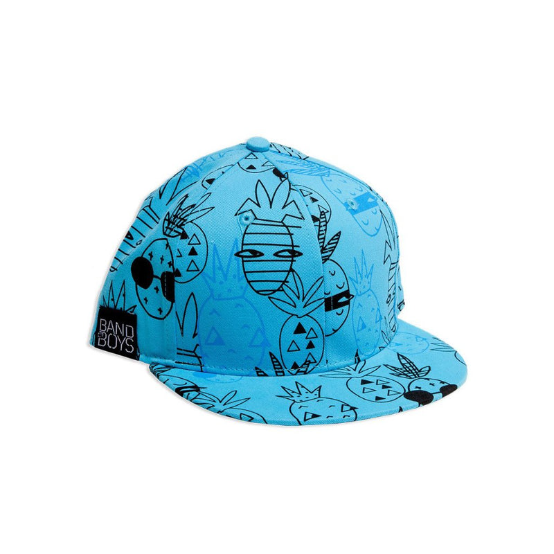 Pineapple Party Hip Hop Cap