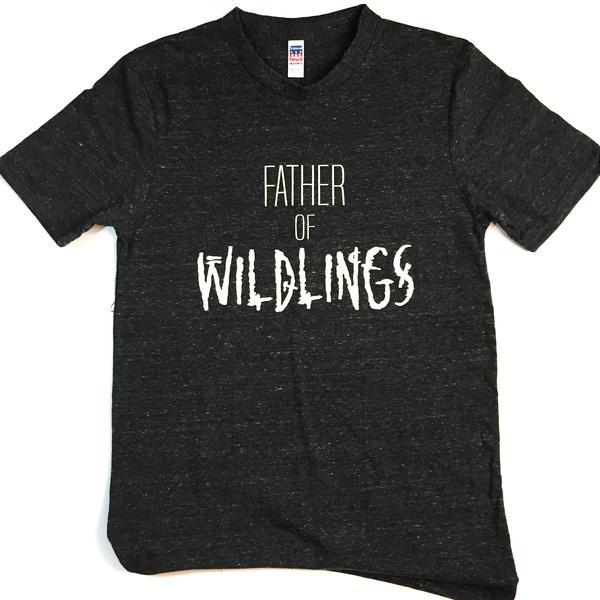 """Father of Wildlings"" Tee - Preorder"