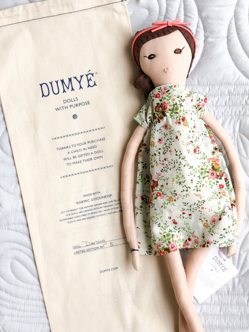 Darling Limited Edition Doll No. 5