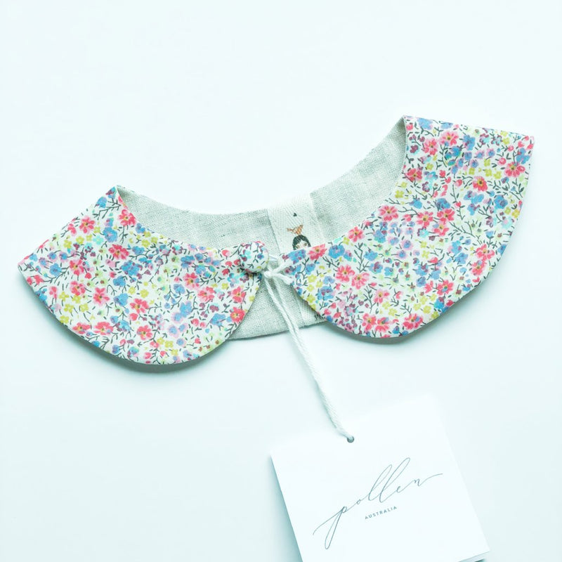 Liberty Print Peter Pan Collar (Phoebe M)