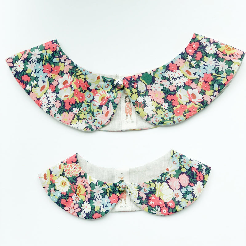 Liberty Print Peter Pan Collar (Thorpe C)