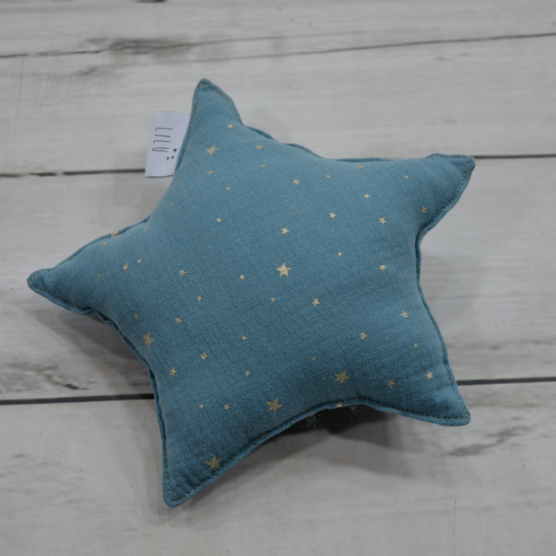 Star Cushions  (Maxi and Mini - 4 Colours Available)