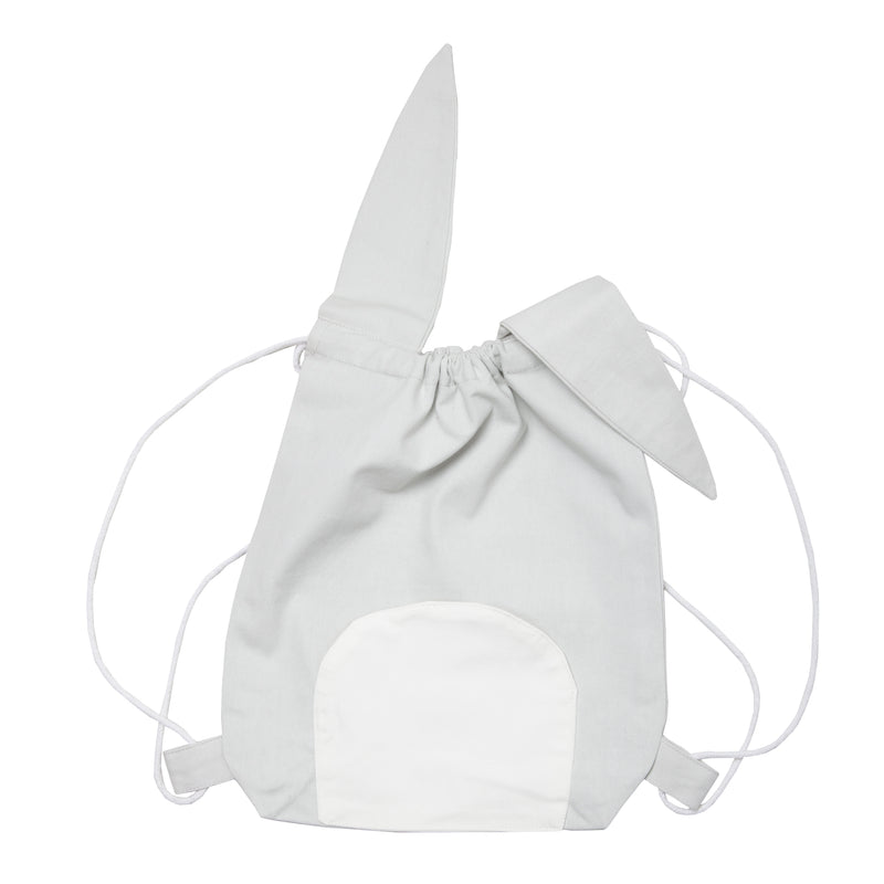 Animal String Bag (Cuddly Cat and Pirate Bunny)