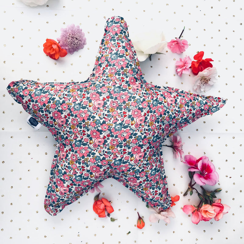 Liberty Star Pillow