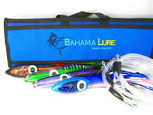 BahamaLure Hi-Speed Wahoo 4 Pack - Heavy Tackle - Hand Made Tackle