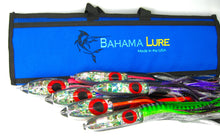 BahamaLure Heavy Tackle Wahoo Pack - 6 Lures - Hand Made Tackle