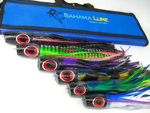 BahamaLure RedEye Marlin Pack - Hand Made Tackle