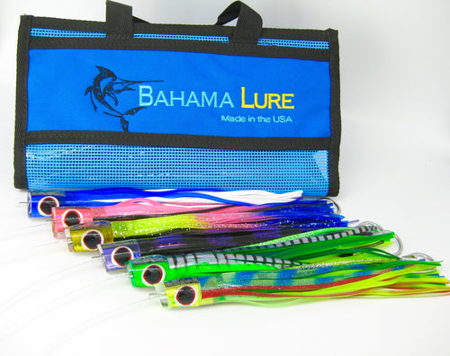 Mahi & Tuna Lures - 6 pack - Hand Made Tackle
