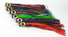 Mahi & Tuna Lures - 6 pack - GoldenEye - Hand Made Tackle