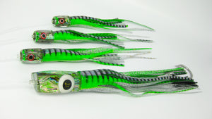BahamaLure White Marlin Chain - Hand Made Tackle