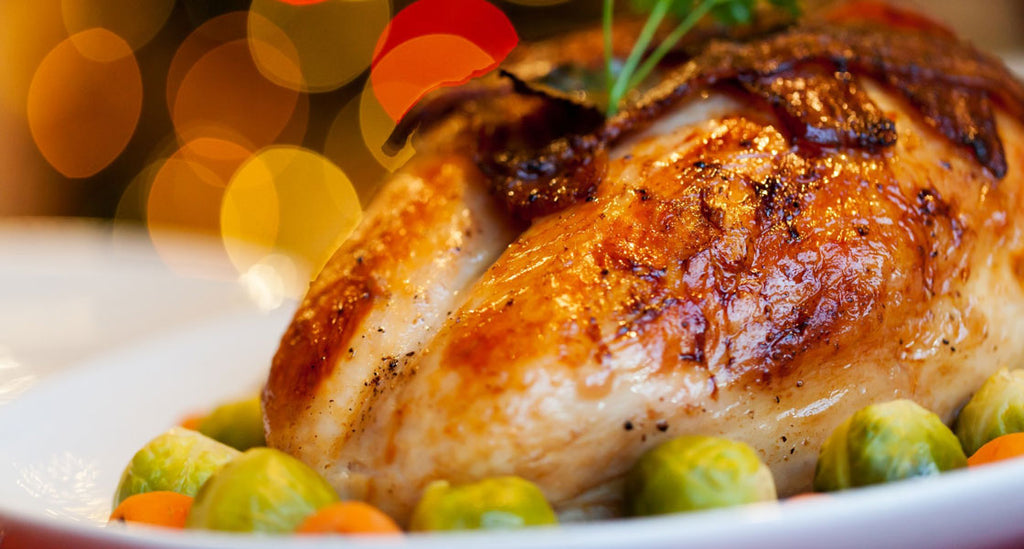 3 Course Festive Menu: It's all about that Turkey
