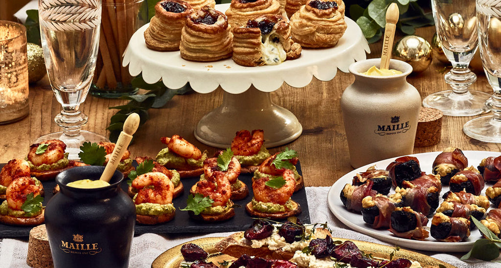 Delicious Party Food Ideas for your festive Apéritif