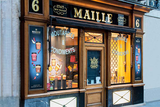 paris la maison maille french store. Black Bedroom Furniture Sets. Home Design Ideas