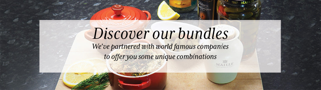 Discover our bundles banner