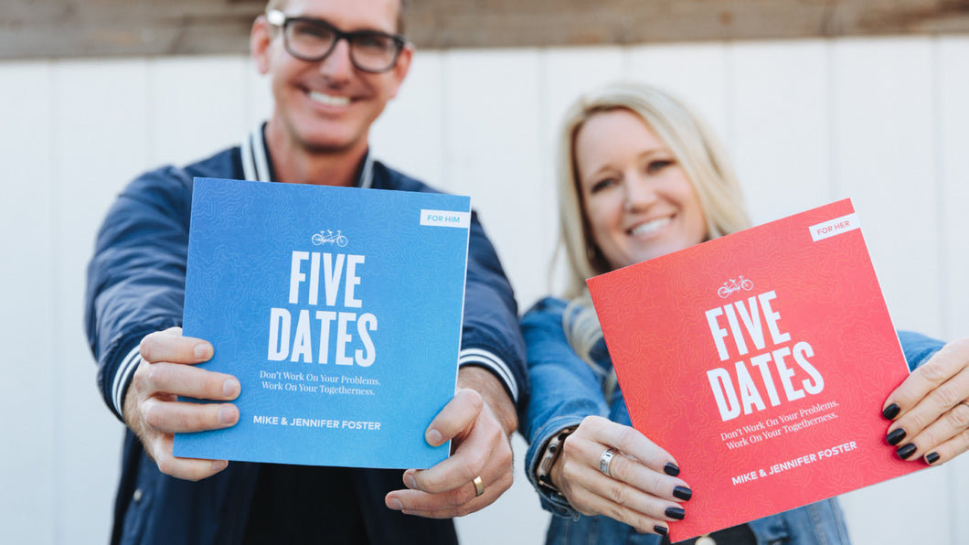 Five Dates Bundle - FLASH SALE