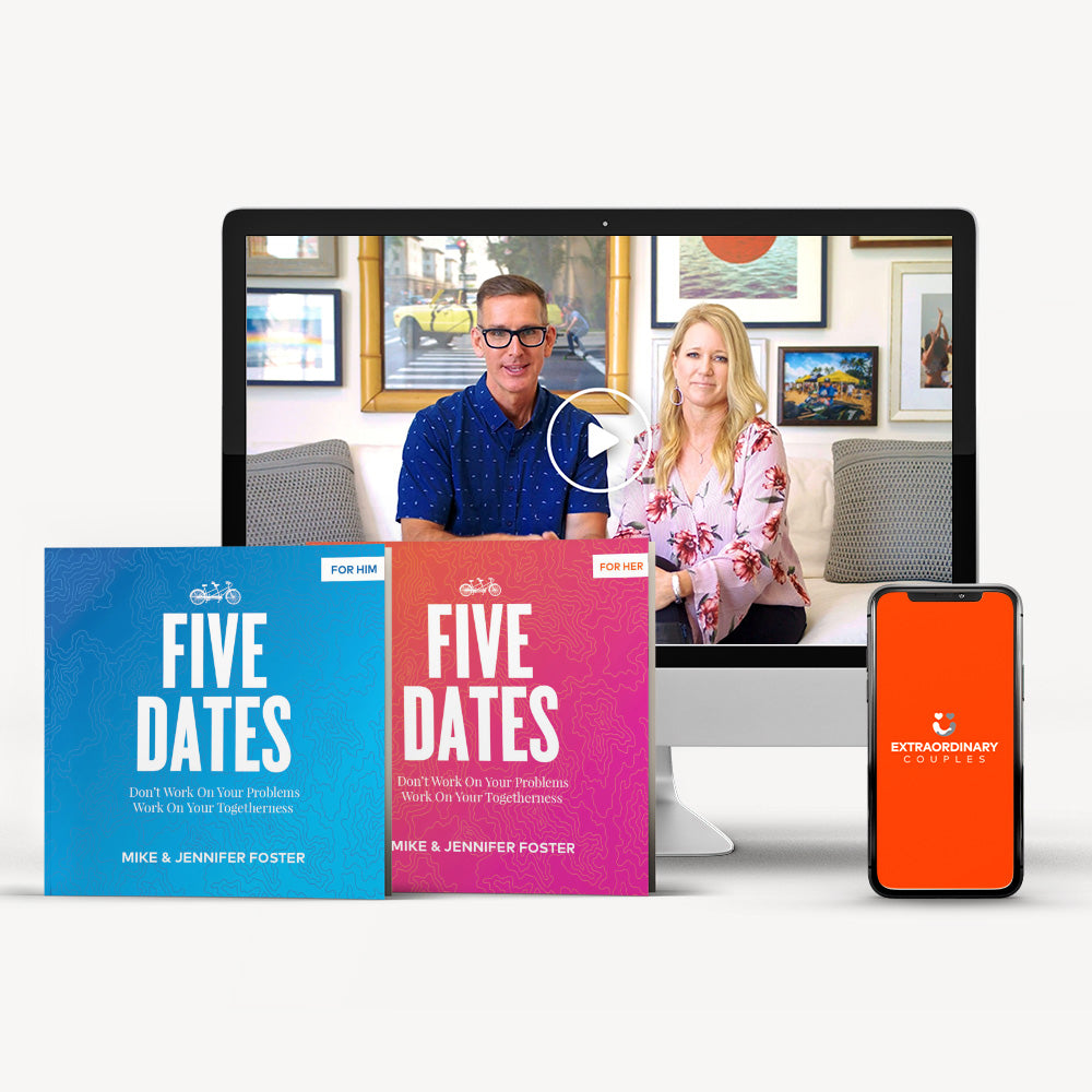 Extraordinary Couples + Five Dates Bundle