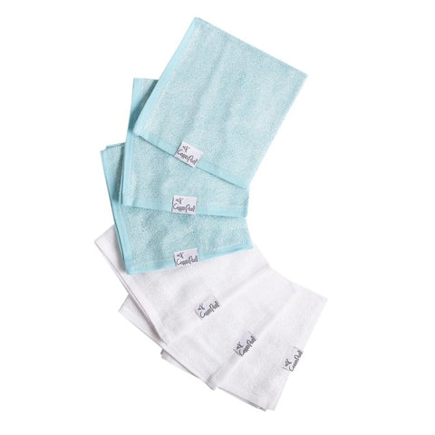 sonny 6 ultra soft washcloths