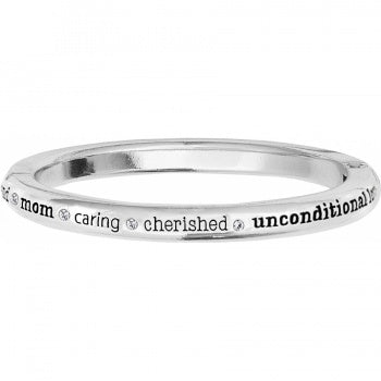 Brighton Love Mom Bangle Bracelet