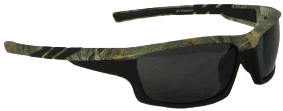 Mens Camouflage Sunglasses Wrap Style UV 400