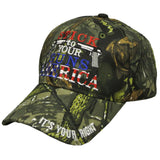 Stick to Your Guns America Mens Second Amendment Hat