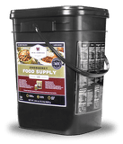 120 Serving Entree Bucket By Wise Company