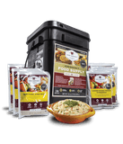 60 Serving Emergency Food Supply Entree Bucket By Wise Company
