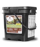 60 Serving Emergency Food Supply Meat Bucket By Wise Company