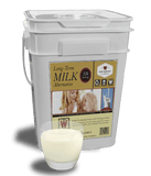 Wise Company 120 Serving Powdered Milk Bucket