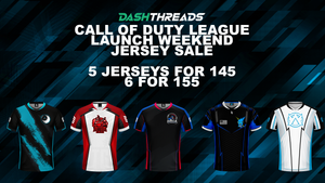 COD Open Event Weekend 6 Jersey