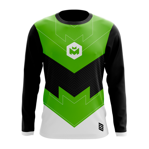 Market Muscle Long Sleeve Jersey