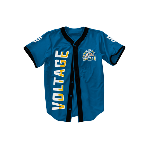 Voltage Baseball Jersey