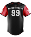 Mister Chuckles Baseball Jersery