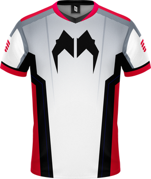 Marz White Pro Jersey