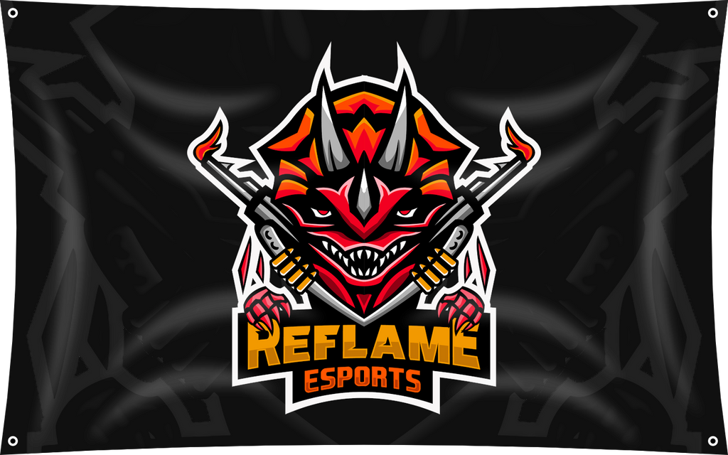 Reflame Team Banner