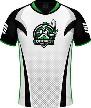 Conquest Pro White Jersey