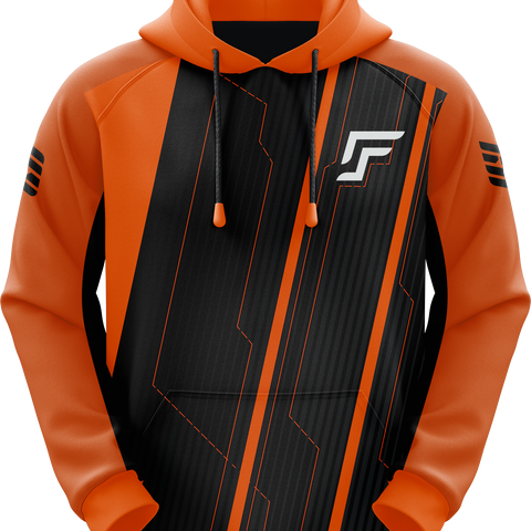 Fractured Pro Hoodie