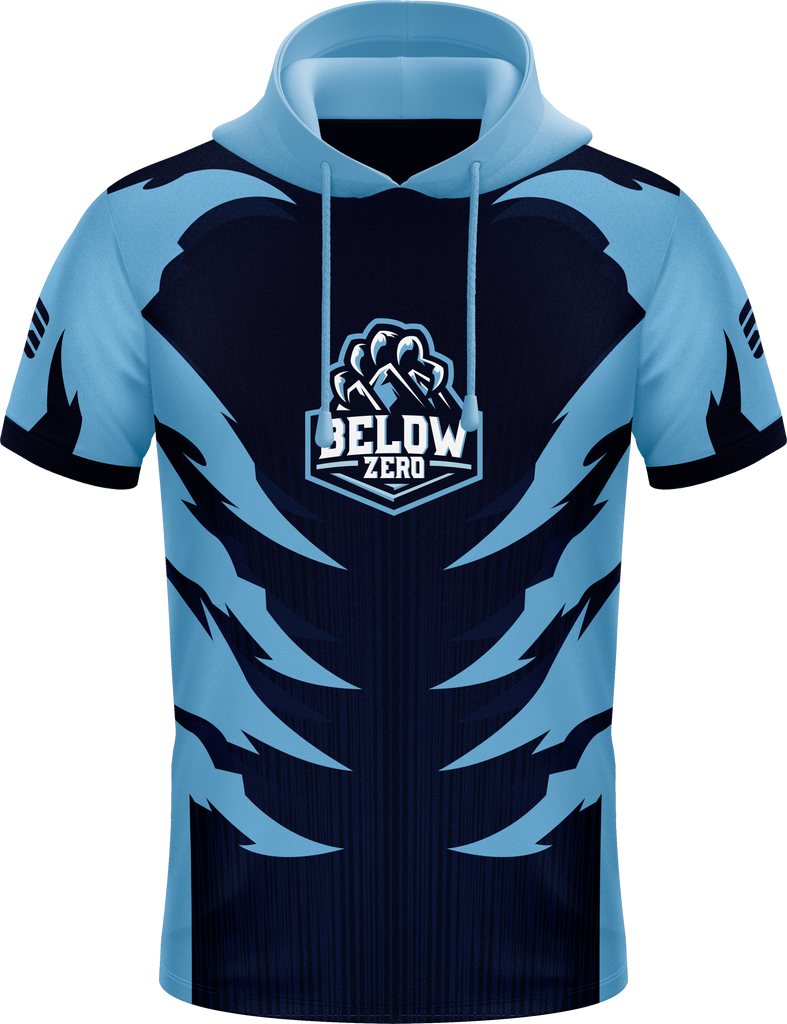 Below Zero Hooded Jersey