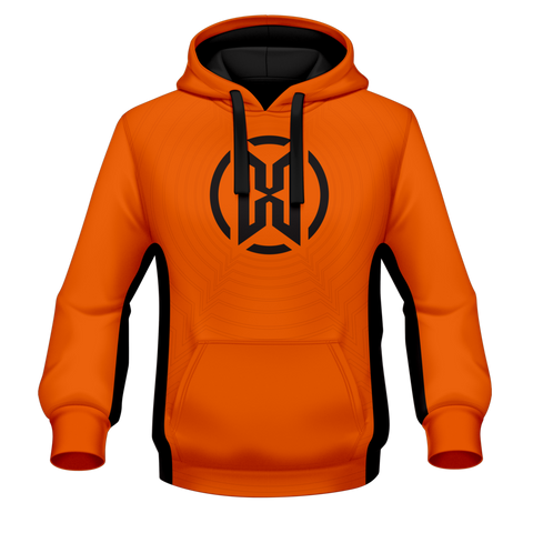 Hollow orange pro hoodie