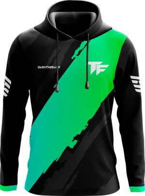 Tropical Long Sleeve Hooded Jersey