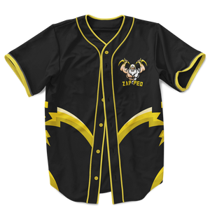 Zapped Baseball Jersey
