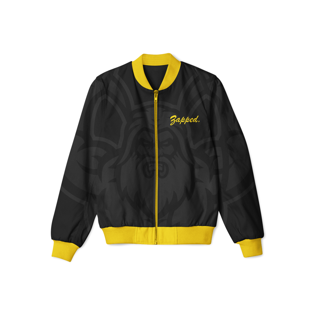 Zapped Bomber Jacket