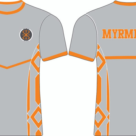 Myrmidon compression shirt